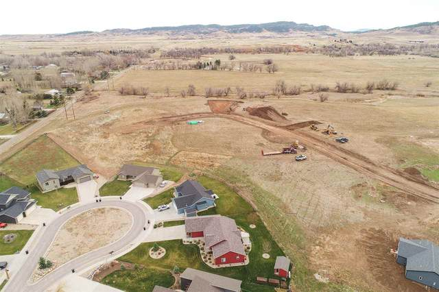 Lot 21 Block 14 Russell Street, Spearfish, SD 57783 (MLS #67240) :: Black Hills SD Realty
