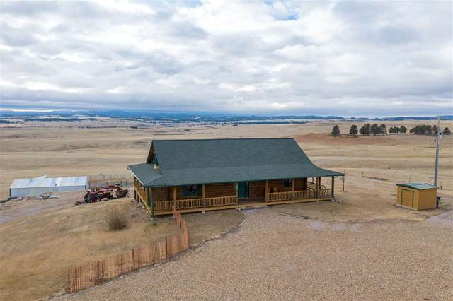 10693 Sourdough Road, Belle Fourche, SD 57717 (MLS #67255) :: Black Hills SD Realty