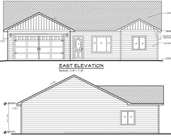 TBD lot5 blk11 Montana Street, Spearfish, SD 57783 (MLS #67286) :: Christians Team Real Estate, Inc.