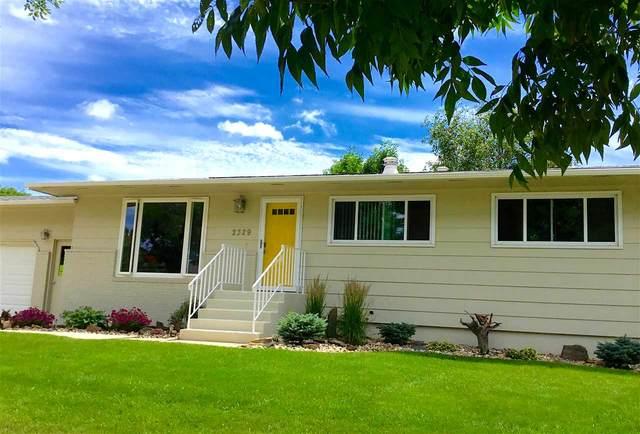 2329 Harney Drive, Rapid City, SD 57702 (MLS #67293) :: VIP Properties