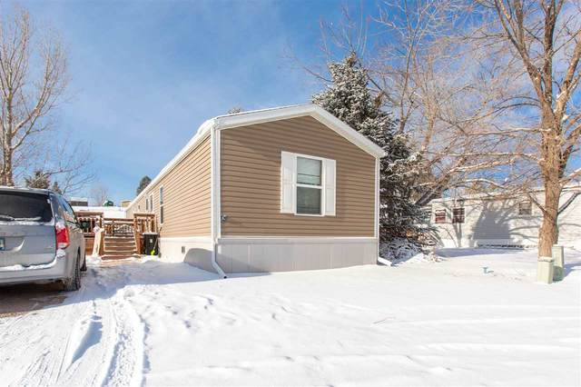 6017 Creek Drive, Black Hawk, SD 57769 (MLS #67320) :: Daneen Jacquot Kulmala & Steve Kulmala