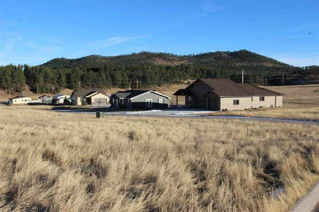 Lot 16 Jasper Lane, Custer, SD 57730 (MLS #67331) :: Daneen Jacquot Kulmala & Steve Kulmala