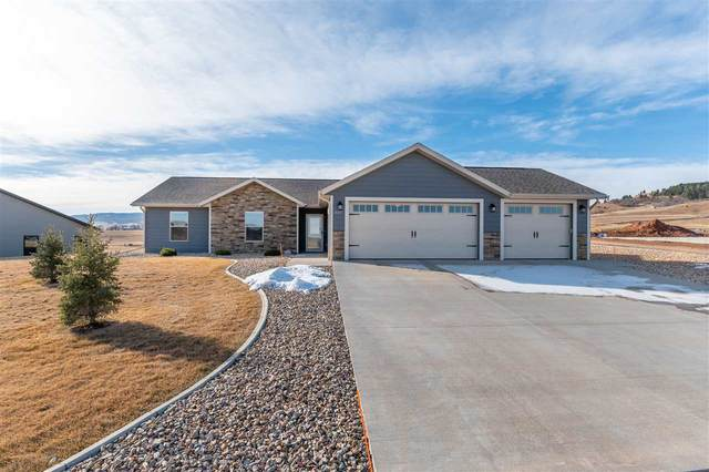 8123 Brooks Loop, Spearfish, SD 57783 (MLS #67374) :: Black Hills SD Realty