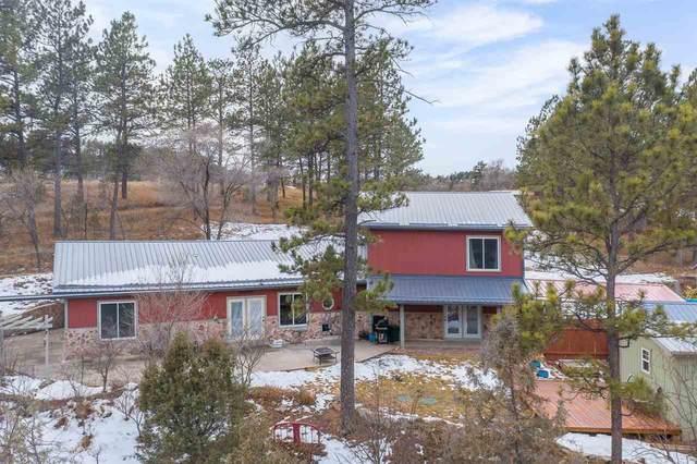 12619 Hot Brook Canyon Road, Hot Springs, SD 57747 (MLS #67390) :: Daneen Jacquot Kulmala & Steve Kulmala