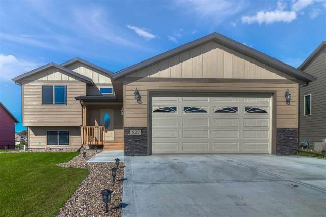 827 Haakon Street, Rapid City, SD 57703 (MLS #67392) :: VIP Properties