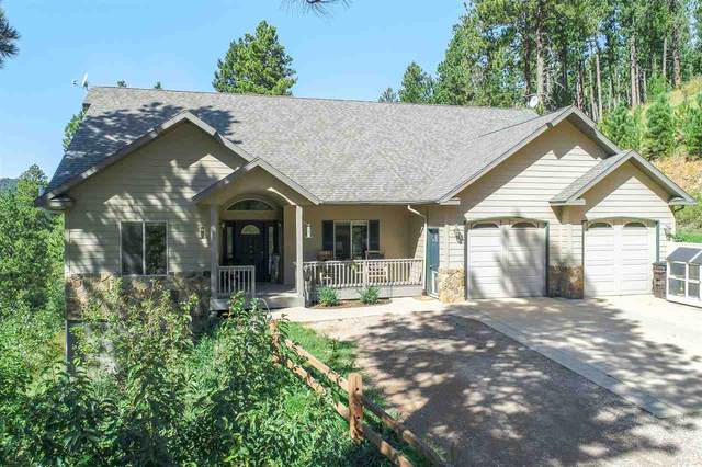2920 Bald Eagle Road, Spearfish, SD 57783 (MLS #67393) :: Black Hills SD Realty