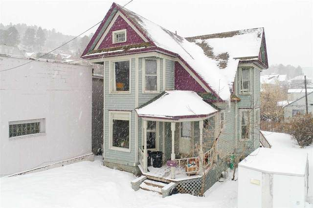 113 Siever Street, Lead, SD 57754 (MLS #67394) :: Dupont Real Estate Inc.