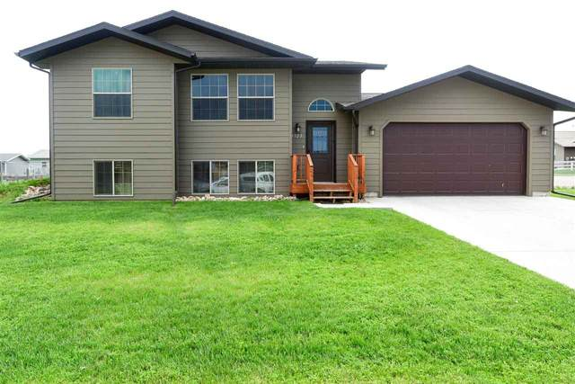 1923 Rain Drop Circle, Spearfish, SD 57783 (MLS #67401) :: Black Hills SD Realty
