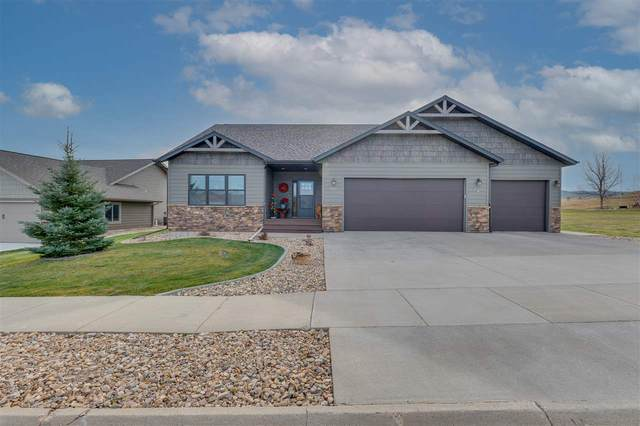 8025 Brooks Loop, Spearfish, SD 57783 (MLS #67404) :: Black Hills SD Realty