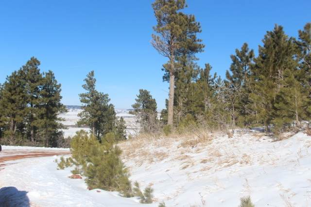 Lot 31R Centennial Vista Avenue, Spearfish, SD 57783 (MLS #67414) :: Black Hills SD Realty