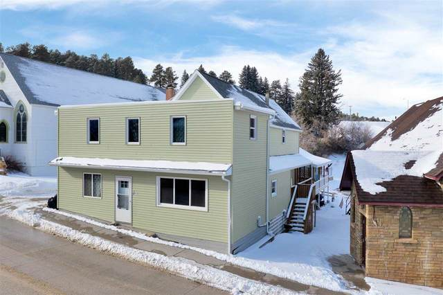 8 Baltimore Street, Lead, SD 57754 (MLS #67428) :: Black Hills SD Realty