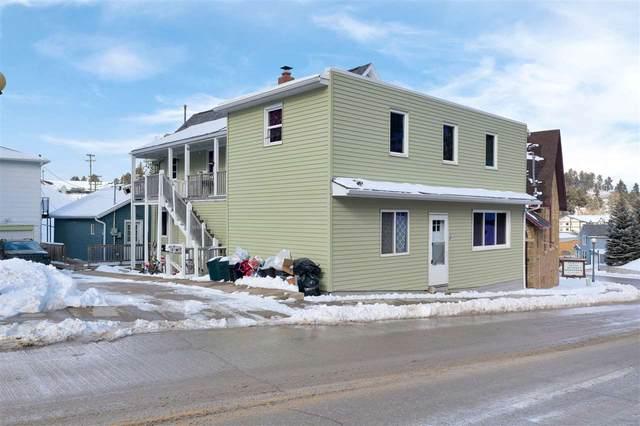 8 & 81/2 Baltimore Street, Lead, SD 57754 (MLS #67443) :: Dupont Real Estate Inc.