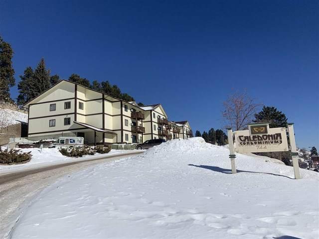 744 Prospect Avenue, Lead, SD 57754 (MLS #67444) :: Black Hills SD Realty