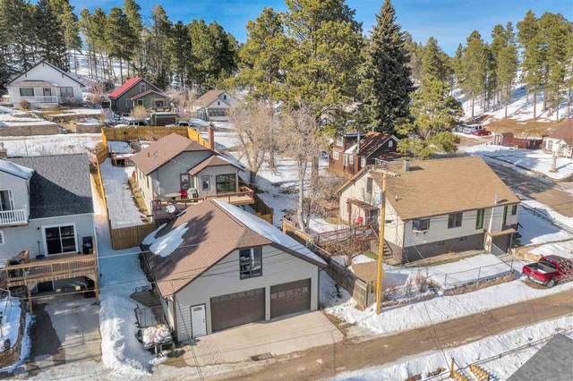 617 Ridge Road, Lead, SD 57754 (MLS #67448) :: Black Hills SD Realty