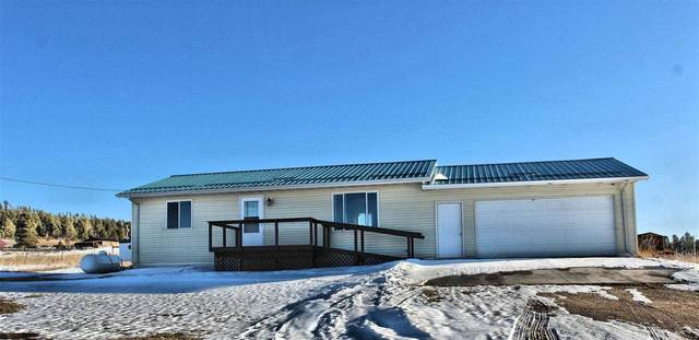 25424 Sidney Park Road, Custer, SD 57730 (MLS #67450) :: Black Hills SD Realty