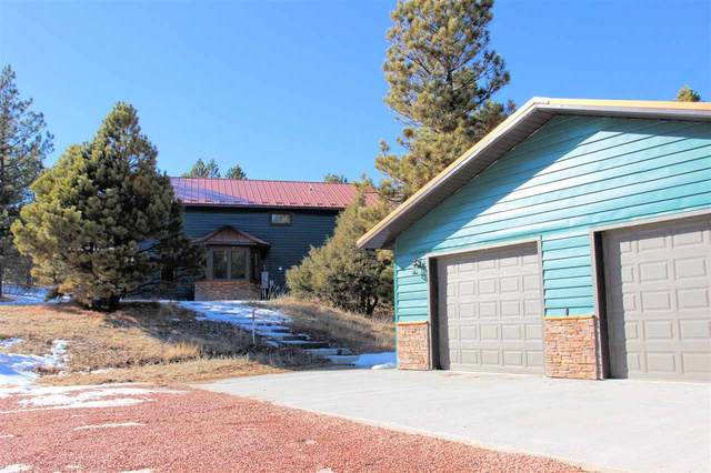 11800 Canyon Rim Ranch, Custer, SD 57730 (MLS #67460) :: Black Hills SD Realty