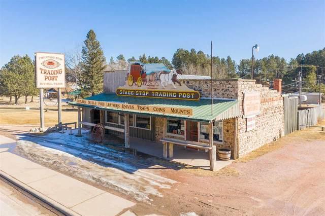 640 W Mt. Rushmore Road, Custer, SD 57730 (MLS #67478) :: Daneen Jacquot Kulmala & Steve Kulmala