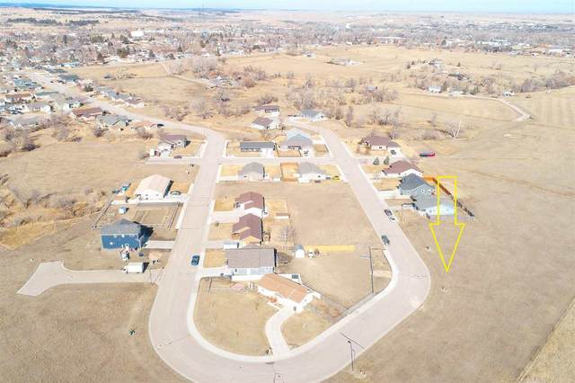 Lot 6 Block 3 Dacar Street, Belle Fourche, SD 57717 (MLS #67492) :: Christians Team Real Estate, Inc.