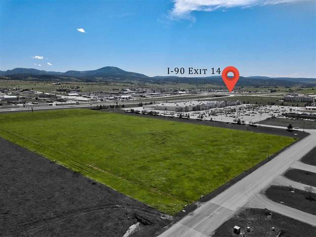 TBD 1st Avenue, Spearfish, SD 57783 (MLS #67578) :: Dupont Real Estate Inc.
