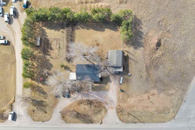 3225 Old Belle Road, Spearfish, SD 57783 (MLS #67623) :: Black Hills SD Realty