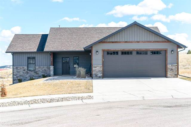817 Maple Circle, Spearfish, SD 57783 (MLS #67631) :: Black Hills SD Realty