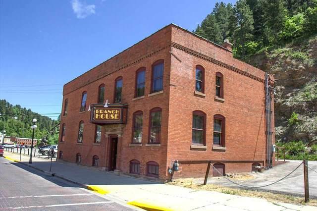 37 Sherman Street, Deadwood, SD 57732 (MLS #67654) :: Christians Team Real Estate, Inc.