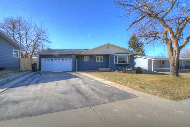 711 E Illinois Street, Spearfish, SD 57783 (MLS #67677) :: Black Hills SD Realty