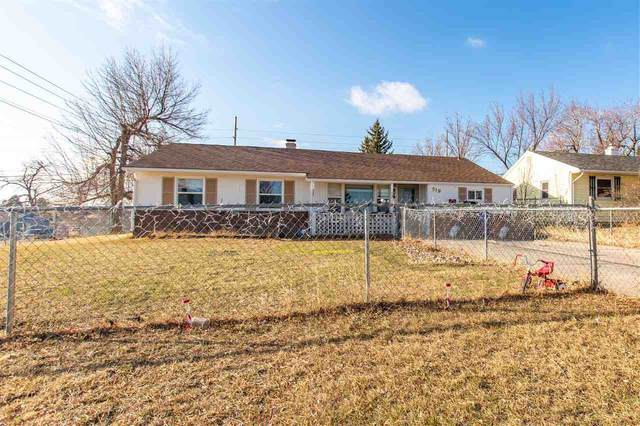 519 E Indiana Street, Rapid City, SD 57701 (MLS #67701) :: Black Hills SD Realty