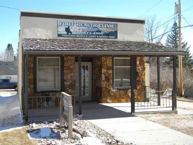 220 N 5th Street, Custer, SD 57730 (MLS #67735) :: Black Hills SD Realty