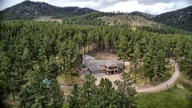 12577 Hazelrodt Cutoff, Custer, SD 57730 (MLS #67747) :: Black Hills SD Realty