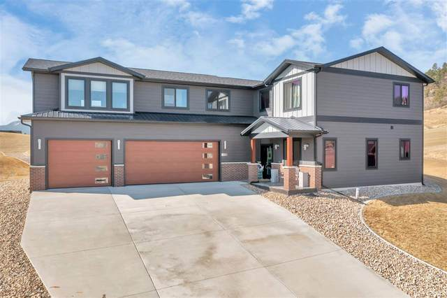 8133 Luke Court, Spearfish, SD 57783 (MLS #67765) :: Black Hills SD Realty