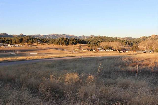 Lot 41 Stone Hill, Custer, SD 57730 (MLS #67793) :: Christians Team Real Estate, Inc.