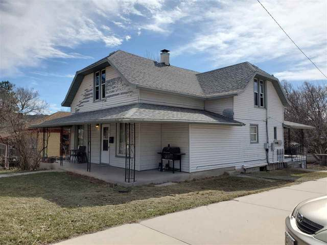 146 N 6th Street, Hot Springs, SD 57747 (MLS #67796) :: Daneen Jacquot Kulmala & Steve Kulmala