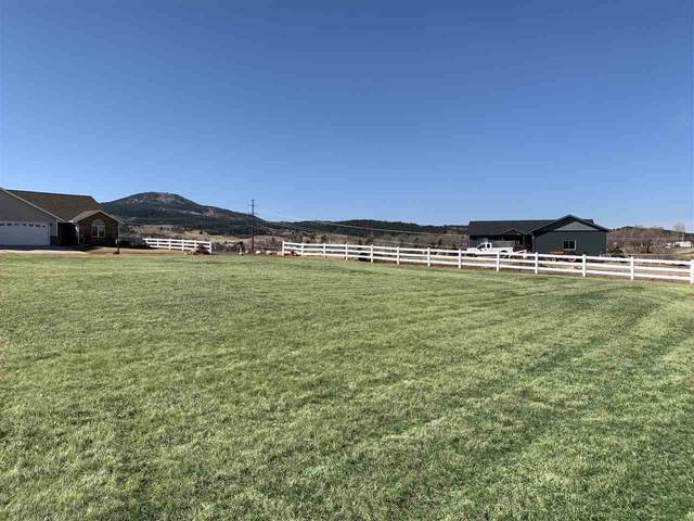 TBD 5th Avenue, Spearfish, SD 57783 (MLS #67817) :: Black Hills SD Realty