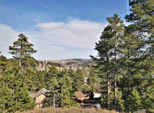 LOT 2 Mountain View Drive, Lead, SD 57754 (MLS #67842) :: Black Hills SD Realty