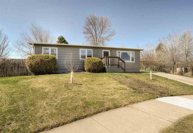 1421 Jupiter Court, Rapid City, SD 57701 (MLS #67883) :: VIP Properties