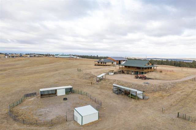 10693 Sourdough Road, Belle Fourche, SD 57717 (MLS #67884) :: Christians Team Real Estate, Inc.