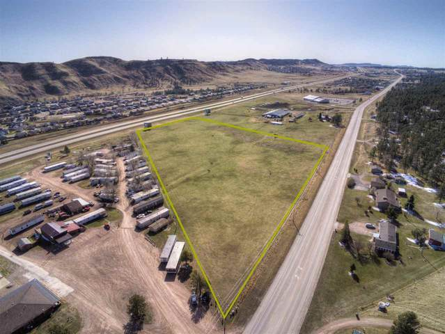 TBD Sturgis Road, Piedmont, SD 57769 (MLS #67892) :: Christians Team Real Estate, Inc.