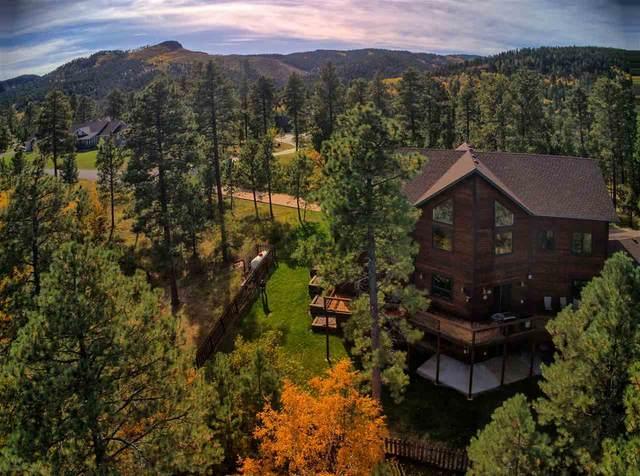 11940 Big Pine Road, Deadwood, SD 57785 (MLS #67921) :: Christians Team Real Estate, Inc.