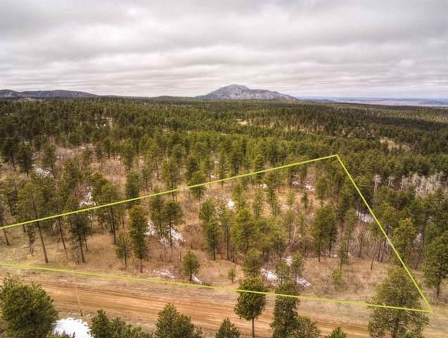 Tract 10A Aspen Hills Road, Spearfish, SD 57783 (MLS #67955) :: Daneen Jacquot Kulmala & Steve Kulmala