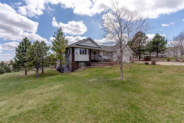 1035 Enchantment Road, Rapid City, SD 57701 (MLS #67959) :: Daneen Jacquot Kulmala & Steve Kulmala