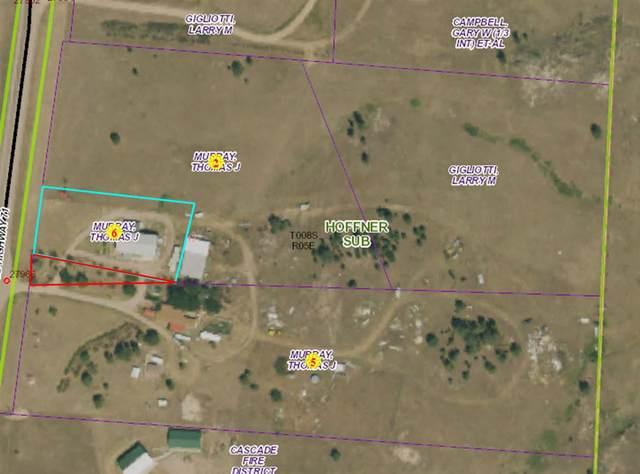 TBD Cascade Road, Hot Springs, SD 57747 (MLS #67985) :: Daneen Jacquot Kulmala & Steve Kulmala