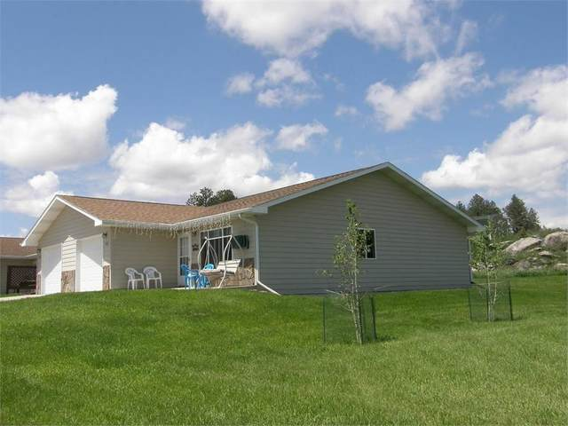 107 Rodeo Court, Custer, SD 57730 (MLS #67989) :: Christians Team Real Estate, Inc.