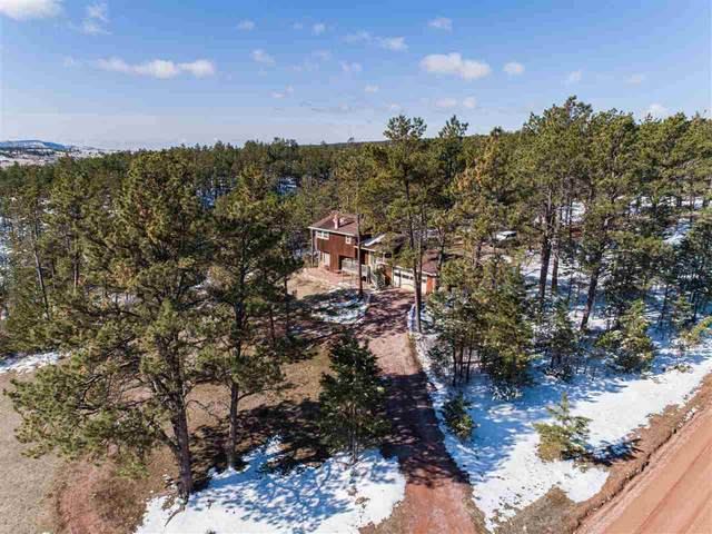 12671 Ridgeview Drive, Hot Springs, SD 57747 (MLS #68013) :: Daneen Jacquot Kulmala & Steve Kulmala