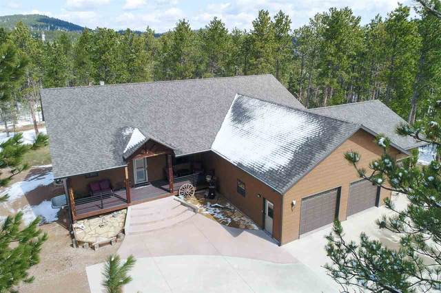 11916 Aspen View Road, Sturgis, SD 57785 (MLS #68020) :: Black Hills SD Realty