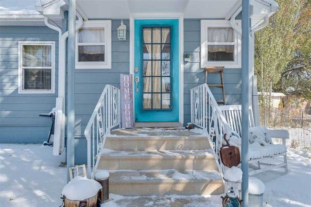 1060A Elkhorn Street, Belle Fourche, SD 57717 (MLS #68035) :: Black Hills SD Realty