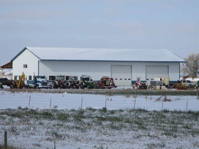 11324 Highway 212, Belle Fourche, SD 57717 (MLS #68052) :: Dupont Real Estate Inc.