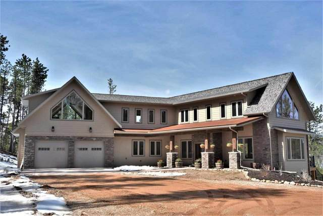 20762 Monte Carlo Road, Lead, SD 57754 (MLS #68069) :: Dupont Real Estate Inc.