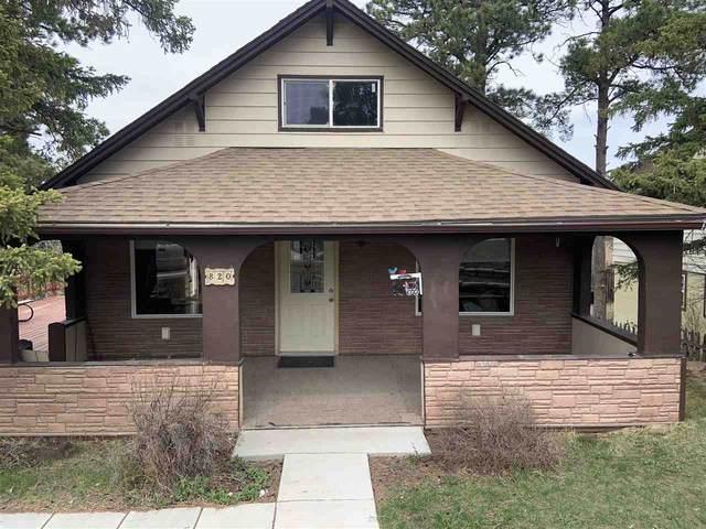 820 Summit Street, Lead, SD 57754 (MLS #68117) :: Dupont Real Estate Inc.