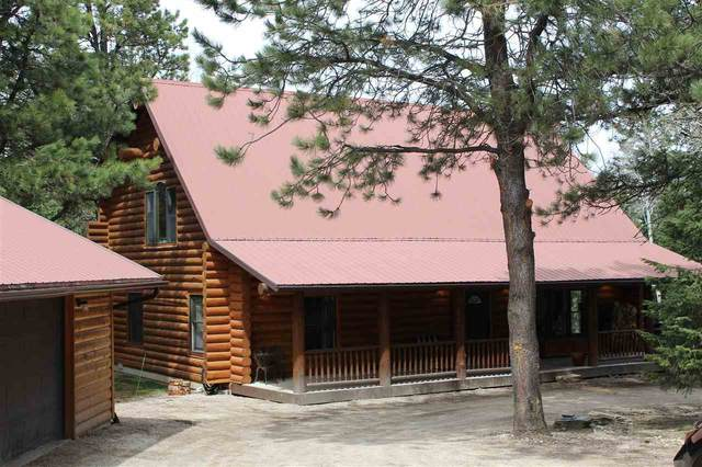 21641 Custer Trail, NEMO, SD 57759 (MLS #68118) :: Black Hills SD Realty
